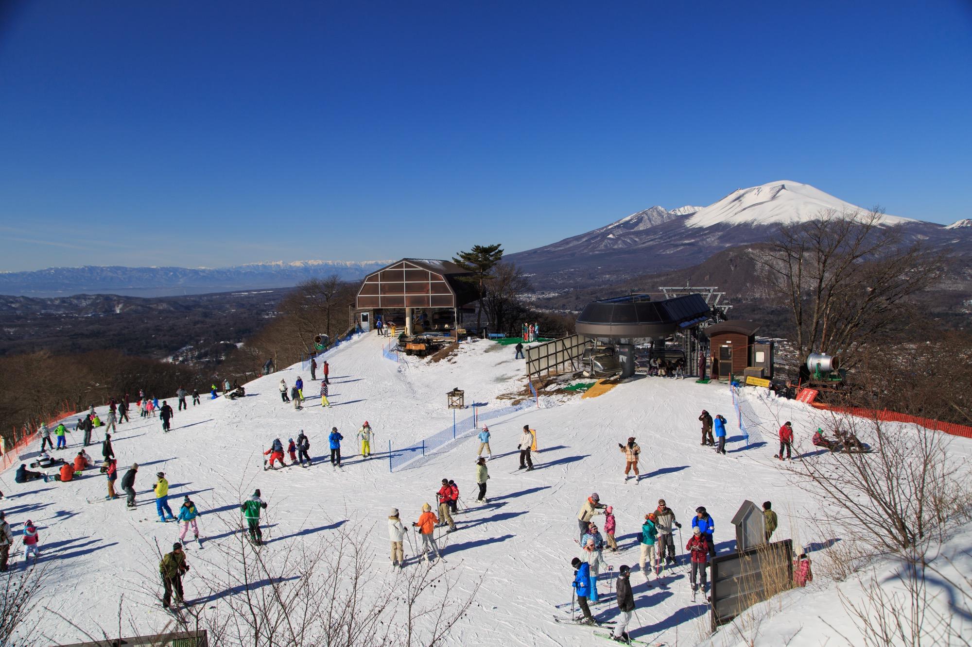 Karuizawa Prince Snow Resort-2